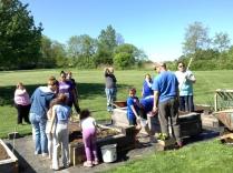Gardeners Planting 5 22 15